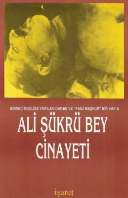 Ali Şükrü Bey Cinayeti
