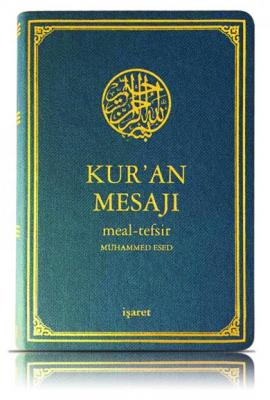 Kur'an Mesajı Meal-Tefsir Küçük Boy Mushafsız %40 indirimli Muhammed E