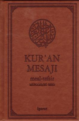 Kur'an Mesajı Meal-Tefsir Orta Boy %40 indirimli Muhammed Esed