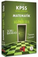 2019 KPSS Kozmik Oda Matematik Tamamı Çözümlü Soru Bankası
