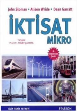 İktisat Mikro (Bilim Teknik ve Pearson Yayınevleri)