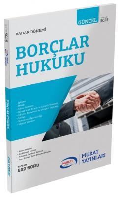 5025 - Borçlar Hukuku - Kolektif- | Yeni ve İkinci El Ucuz Kitabın Adr