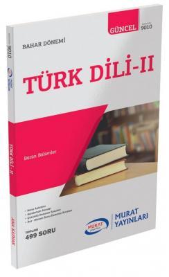 9010 - Türk Dili-II - Komisyon-   Yeni ve İkinci El Ucuz Kitabın Adres