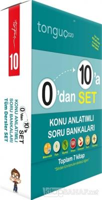 0'dan 10'a Konu Anlatımlı Soru Bankası Tüm Dersler Seti