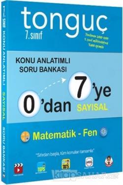 0'dan 7'ye Sayısal Konu Anlatımlı Soru Bankası - Tonguç Komisyon | Yen