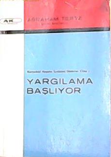 YARGILAMA BAŞLIYOR