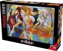 Anatolian Gökkuşağı Melodisi 3000 Parça Puzzle 4912