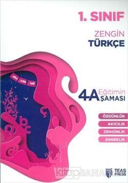 1. Sınıf Türkçe (4A Eğitim Şeması)