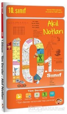 10. Sınıf Akıl Notları - 10.1 Dönem