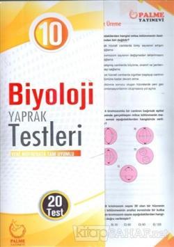 10. Sınıf Biyoloji Yaprak Testleri