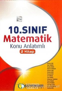10. Sınıf Matematik Konu Anlatımlı 2 Kitap