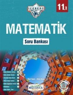11. Sınıf Iceberg Matematik Soru Bankası