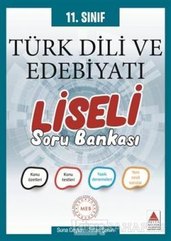 11. Sınıf Türk Dili ve Edebiyatı Liseli Soru Bankası