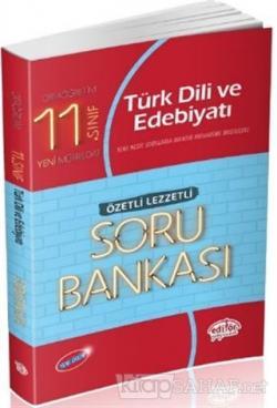 11. Sınıf Türk Dili ve Edebiyatı Özetli Lezzetli Soru Bankası