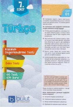 Bulut 7. Sınıf Türkçe Yaprak Test