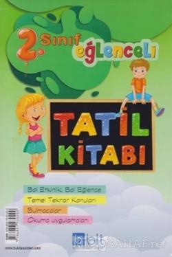 2. Sınıf Eğlenceli Tatil Kitabı