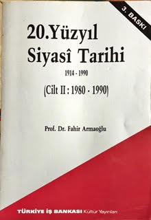 20. Yüzyıl Siyasi Tarihi CİLT 2 (1980-1990)