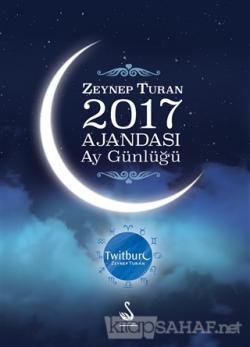 2017 Ajandası Ay Günlüğü