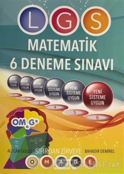 2018 LGS Matematik 6 Deneme Sınavı