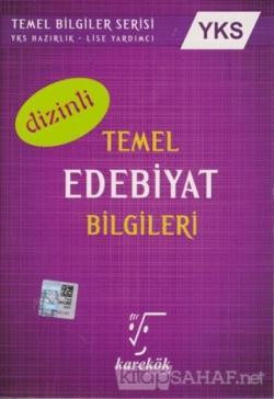 2018 YKS Temel Edebiyat Bilgileri Dizinli