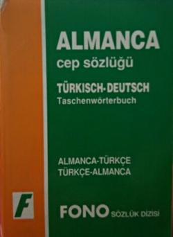 ALMANCA CEP SÖZLÜĞÜ TÜRKİSCH-DEUTSCH
