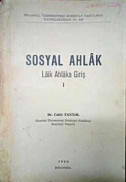 SOSYAL AHLAK