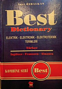BEST DİCTİONARY ELEKTRONİK TERİMLERİ