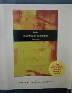 ESENTİALS OF ECONOMİCS