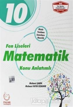 2019 10. Sınıf Fen Liseleri Matematik Konu Anlatımlı