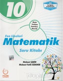 2019 10. Sınıf Fen Liseleri Matematik Soru Kitabı