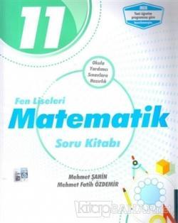 2019 11. Sınıf Fen Liseleri Matematik Soru Kitabı