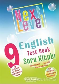 2019 9. Sınıf Next Level English Test Book Soru Kitabı