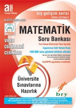2019 A Serisi Matematik Soru Bankası Temel Düzey