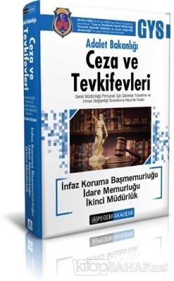 2019 Adalet Bakanlığı Ceza ve Tevkifevleri İnfaz Koruma Başmemurluğu-İdare Memurluğu-İkinci Müdürlük Hazırlık Kitabı