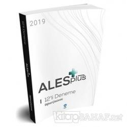 2019 Ales Plus 12'li Deneme Dijital Çözümlü
