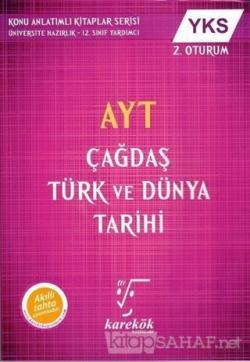 2019 AYT Çağdaş Türk ve Dünya Tarihi YKS 2. Oturum