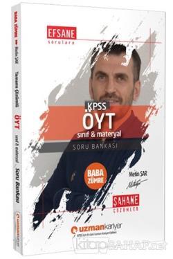2019 KPSS Baba Zümre ÖYT Sınıf - Materyal Tamamı Çözümlü Soru Bankası