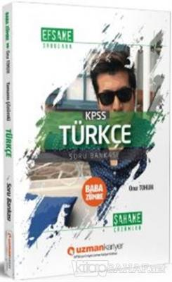 2019 KPSS Baba Zümre Türkçe Soru Bankası