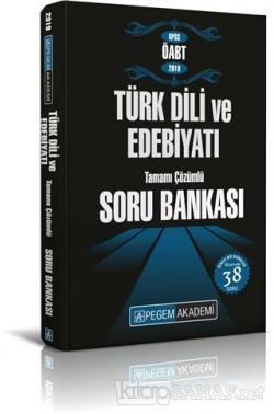 2019 KPSS ÖABT Türk Dili ve Edebiyatı Tamamı Çözümlü Soru Bankası
