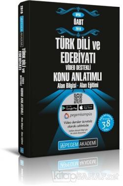 2019 KPSS ÖABT Türk Dili ve Edebiyatı Video Destekli Konu Anlatımlı