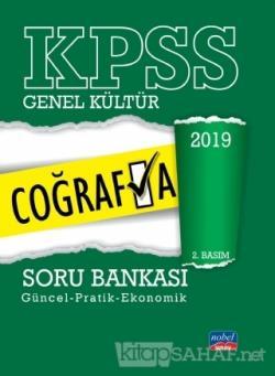 2019 KPSS Soru Bankası Genel Kültür Coğrafya