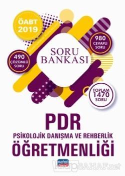 2019 ÖABT PDR Psikolojik Danışma ve Rehberlik Öğretmenliği Soru Bankas