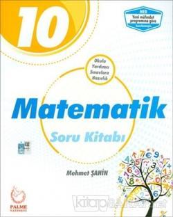2019 Palme 10.Sınıf Matematik Soru Kitabı