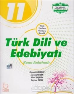 2019 Palme 11. Sınıf Türk Dili ve Edebiyatı Konu Anlatımlı