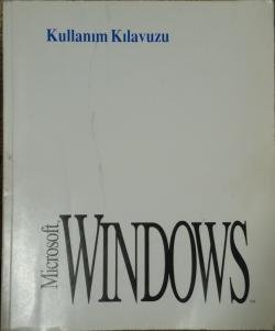 Windows Kullanım Kılavuzu Sürüm 3.1