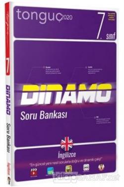 2020 7. Sınıf İngilizce Dinamo Soru Bankası
