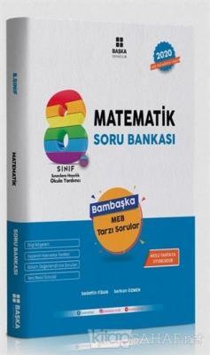 2020 8. Sınıf Matematik Soru Bankası