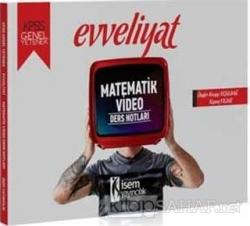 2020 Evveliyat KPSS Genel Yetenek Matematik Video Ders Notları
