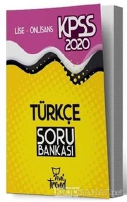 2020 KPSS Lise Ön Lisans Türkçe Soru Bankası