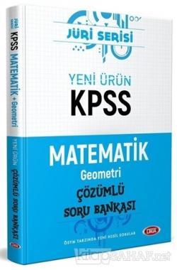 2020 KPSS Matematik Geometri Çözümlü Soru Bankası (Jüri Serisi)